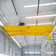 Box Type Steel Overhead Travelling Crane , Double Beam Bridge Crane 20 Ton