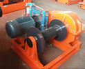 0.5 - 10 Ton High Speed Electric Winch With Wireless Remote Control 380V 50Hz