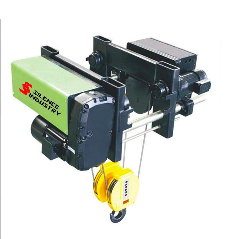 Single / Double Speed Low Headroom Electric Hoist High Reliability 0.5 - 20 Ton Available