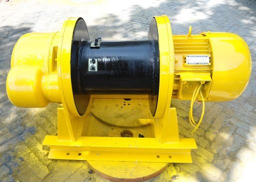 Pendent Button Cotrol 1.6T Marine Electric Winch